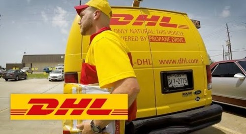 Working at DHL: Connecting people. Improving lives. Experience the spirit.
