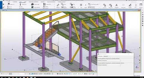 Tekla Structures Workflow Webinar Preview