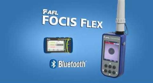 AFL FlexScan™ Tamaño De Bolsillo Todo En Uno OTDR Solución