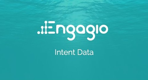 Engagio Intent