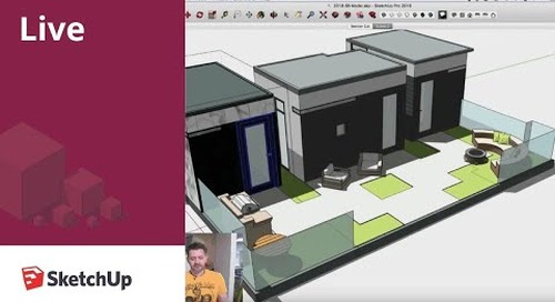 Facebook Live: New in SketchUp Pro 2018 (November 17, 2017)