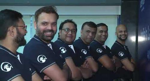Icertis Hosts India's Largest AI/ML and Blockchain Hackathon!