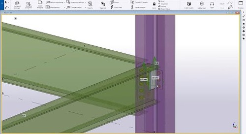 Creating a Tekla Structures Standard Parts Model