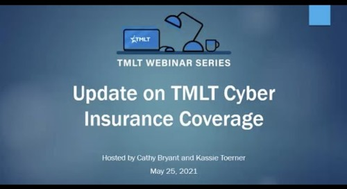 Cyber insurance update