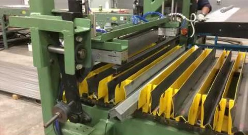 Samco Machinery Accessories Rollforming Machines with Material Handling Options