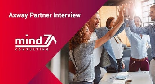 Interview of Stéphane Hugot, Mind7 Consulting, France
