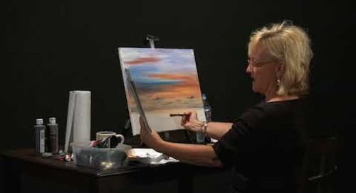 The Art Corner with Lisa Sneed - Beach FULL EPISODE