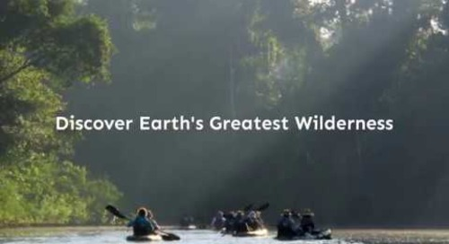 Discover Earth's Greatest Wilderness, The Amazon River