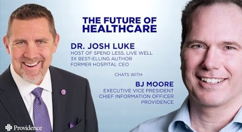 BJ Moore - The Future Of Healthcare