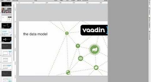 "Webinar: Building ""Bootful"" UIs with Spring Boot and Vaadin"