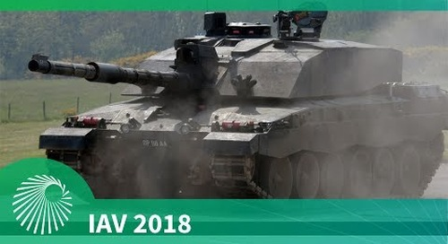 IAV 2018: BAE Systems Land UK current programmes