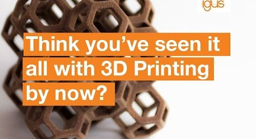 Five Things You Never Would Have Guessed Were 3D Printed