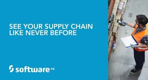 See Your Supply Chain Like Never Before
