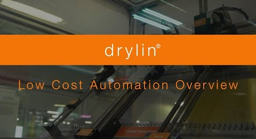 Overview - drylin® Low Cost Automation