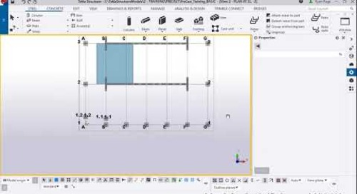 Tekla Structures Custom Components - Part for Precasters