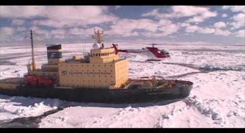Chris Hadfield: Travel to the Arctic now