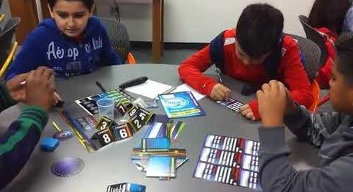 Nelda Sullivan Middle School Media Center Video