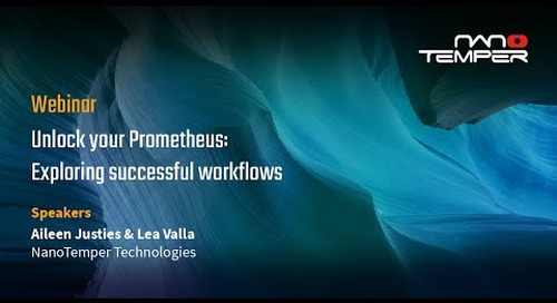 Unlock your Prometheus: Exploring successful workflows