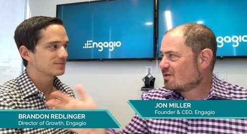 How can Marketers Show They're Having an Impact on Sales? Jon Miller Explains