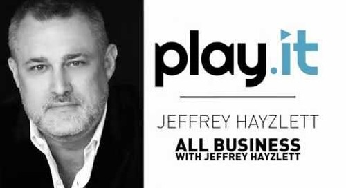 All Business with Jeffrey Hayzlett Intro