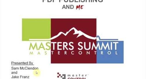 PDF Publishing Tips and Tricks