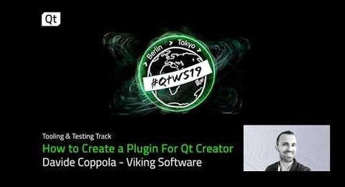 How to create a plugin for Qt Creator