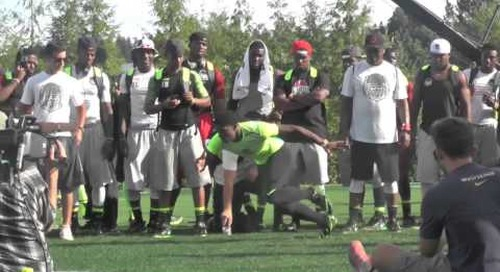 CJ Sanders - The Opening - Sparq Finals