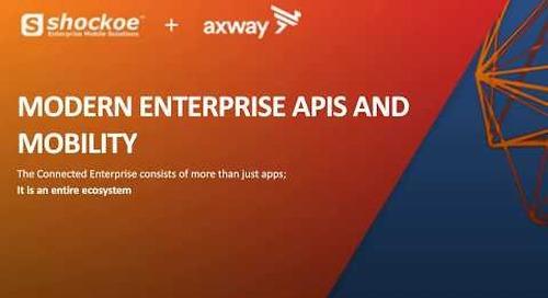 Partner Insight: Shockoe | Modern Enterprise APIs and Mobility