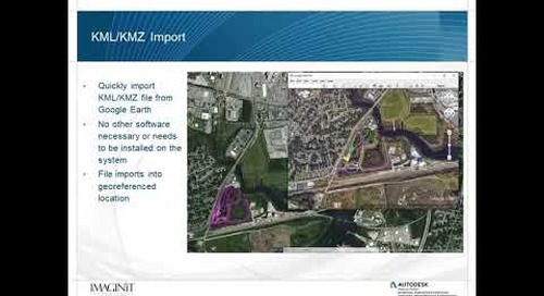 Overview of IMAGINiT Utilities for Civil 3D 2020