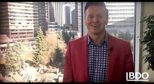 The Profitable Franchise - Cash Flow Forecasting | BDO Canada
