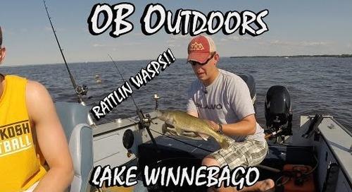 Trolling Lake Winnebago: Rattlin Wasp Info Segment