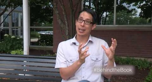 Behind The Book - Gene Luen Yang