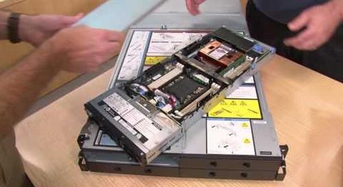 Lenovo ThinkSystem SD530 Server Video Walkthrough