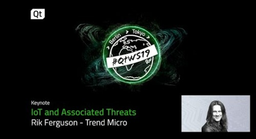 Trend Micro's VP of security research reveals the latest IoT threats and how to combat them