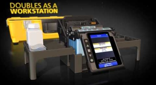 AFL Presents the Fujikura 70S Fusion Splicer