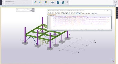 Save and Share Custom Ribbon Tabs in Tekla Structures