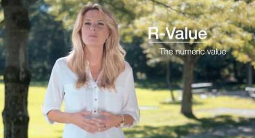 Icynene Spray Foam Insulation: R- Values