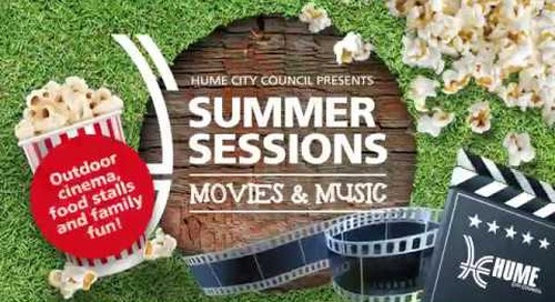 Summer Sessions Movies & Music 2018