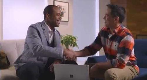 Microsoft Dynamics 365 - Prospect to Cash Scenario - Social Customers