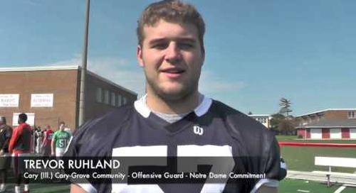 Trevor Ruhland - Notre Dame OG Commit