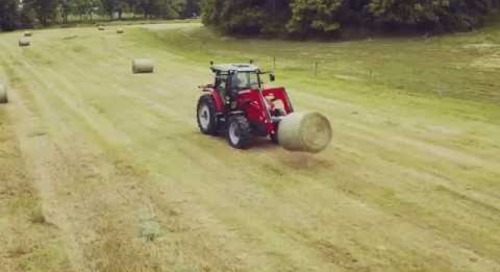6700S Series Tractors from Massey Ferguson
