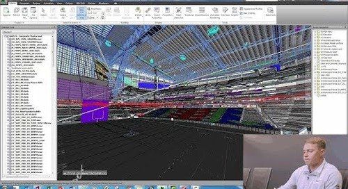 Mortenson: Navisworks to VR Workflow