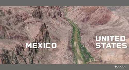 #TiltTheMap: Rio Grande