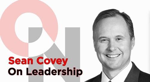 Win/Win or No Deal | Sean Covey | FranklinCovey clip