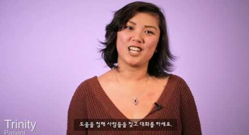 Beyond Cancer Treatment - Emotional Impact (Korean subtitles)