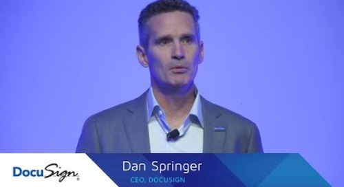 MomentumX London Opening Keynote | Dan Springer