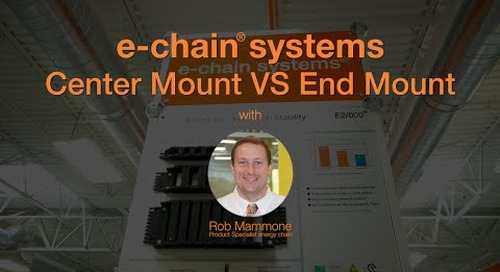 Choosing your chain - Center Mount VS End Mount
