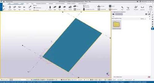 Tekla Tips - Simbología de agujeros por diámetro