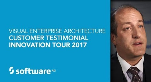 Visual Enterprise Architecture - Customer Testimonial - Innovation Tour 2017