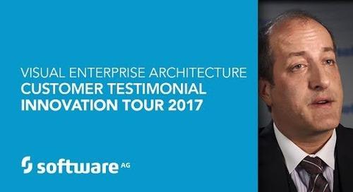 Visual Enterprise Architecture - Customer Testimonial - Innovation Tour 2017
